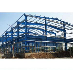 PEB Structures Fabrication Work