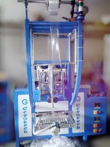 Automatic Pouch Packing Machine.