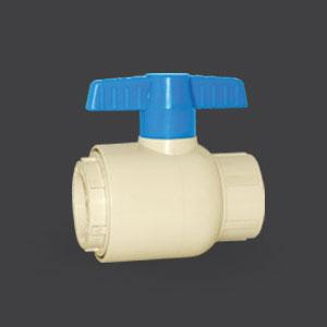 TWO PC BALL VALVE