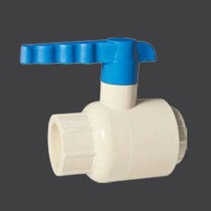 LONG HANDLE TWO PC BALL VALVE