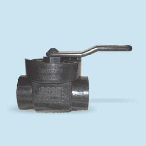 FLANGE BLACK NRV [BALL TYPE]