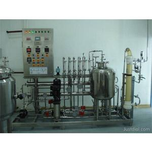 Pharmaceutical Water Purification System