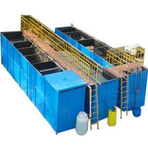 Sewage Wastewater Treatment Plant