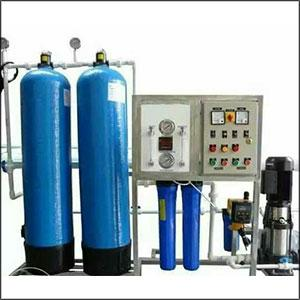 Industrial Revere Osmosis Plant