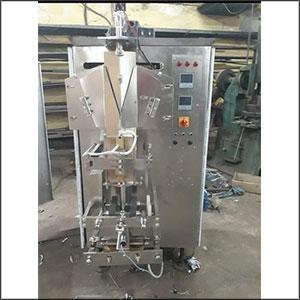 Packaged Water Bottling Machine