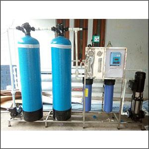 Used Mineral Water Plant