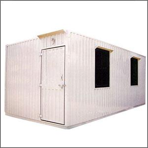 Steel Portable Cabins