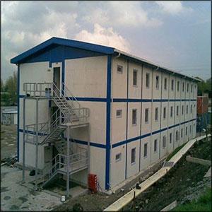 Prefabricated School Building