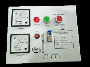 submersible pump control panel 1