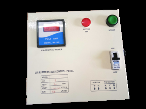 submersible pump control panel 4