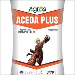 Acephate 50%+Imidacloprid 1.8% SP