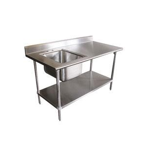 Stainless Steel Sink Table
