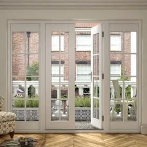 Four Fold French Door