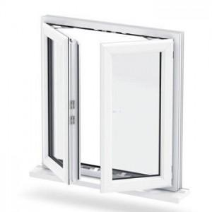 2 Fold French Window