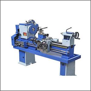 Semi Automatic Medium Duty Lathe Machine