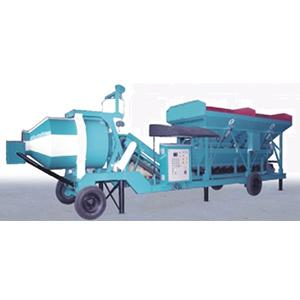 Reversible Concrete Batching Plant 15 M3/Hr