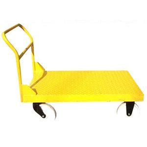 Steel Material Handling Trolley