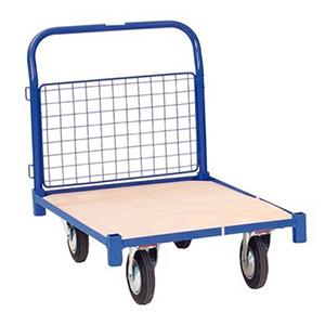 Steel Platform Trolley