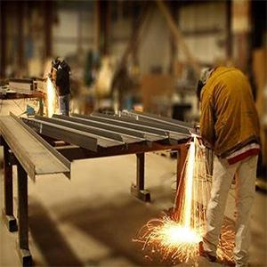 Industrial Fabrication Work