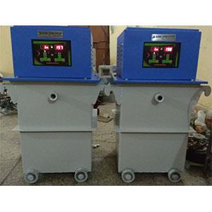 10kva Single Phase Oil Cool Servo Voltage Stabilizer