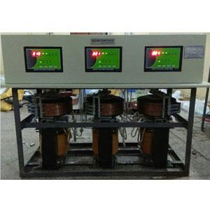 100kva Three Phase Oil Cool Servo Voltage Stabilizer