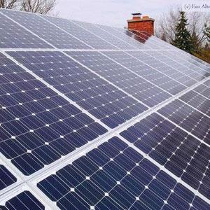 Solar Power Plant Installation Service