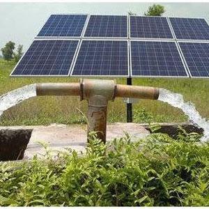 Solar Pump Installation Service