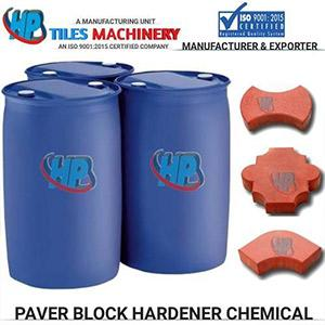 Paver Block Hardener Chemical