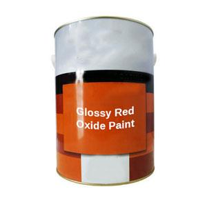 Glossy Red Oxide Paint