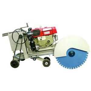Full Depth Cutting Machine with Diesel Engine