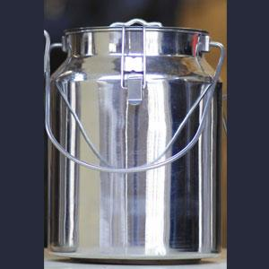 Jointless(Seamless) Milk Can