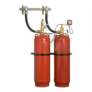 Gas Suppression System - FM-200