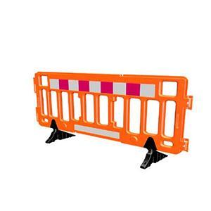 Barricading Fence