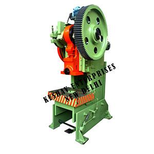 C Frame Inclinable Power Press