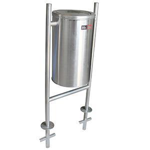 Swing Bin With Pole