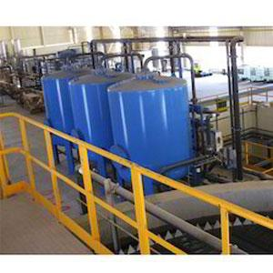 Zero Discharge RO Plant