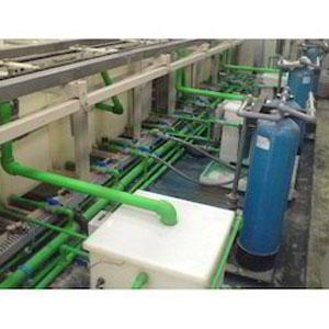 Raw Water Treatment Plant Turnkey Projects