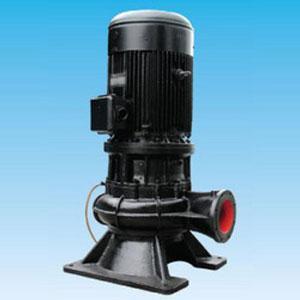 Vertical Floor Mounted Pump