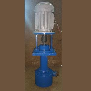 PU Lined Vertical Slurry Pump
