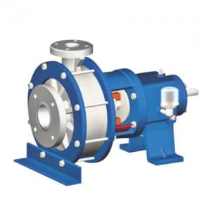 POLYPROPYLENE CORROSION RESISTANT CENTRIFUGAL PUMPS