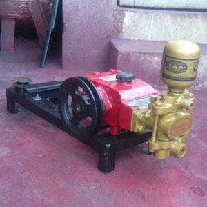 Duplex Plunger Pump