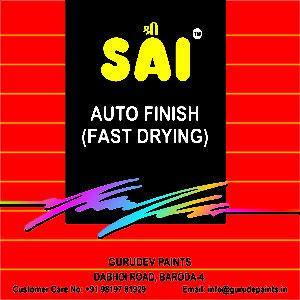 Auto Finish (Fast Drying)