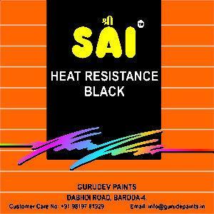 Heat Resistance Black