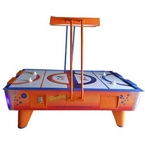 Air Hockey 4 Player