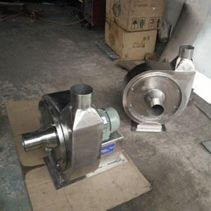 Stainless Still Centrifugal Blower