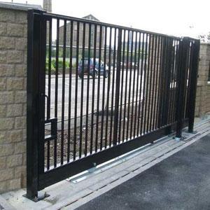 Sliding Gate Fabrication Service