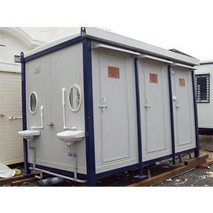 PUF Panel Toilet
