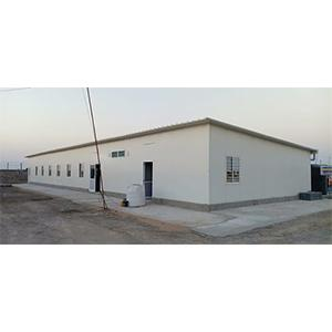 Prefabricated Portable Project Office Cabin