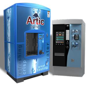 Water Vending Kiosks