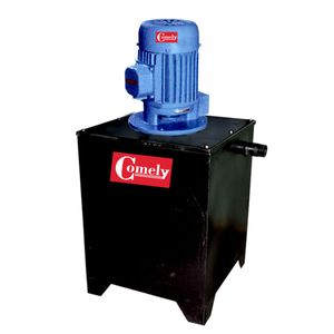 Coolant Pump With Oil Tank